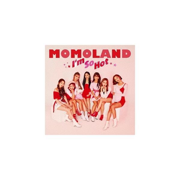 MOMOLAND I'm So Hot [CD+卓上カレンダー]<初回限定盤B> 12cmCD Single