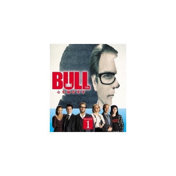 BULL/ブル 心を操る天才 シーズン1<トク選BOX> DVD
