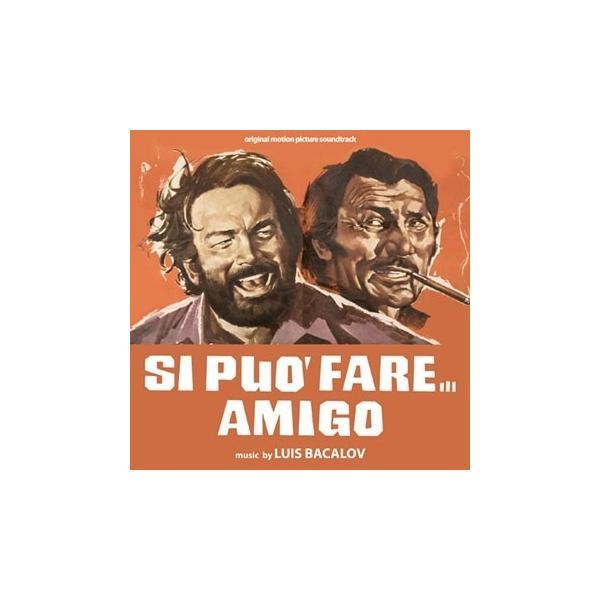 Luis Bacalov Si Puo Fare... Amigo CD