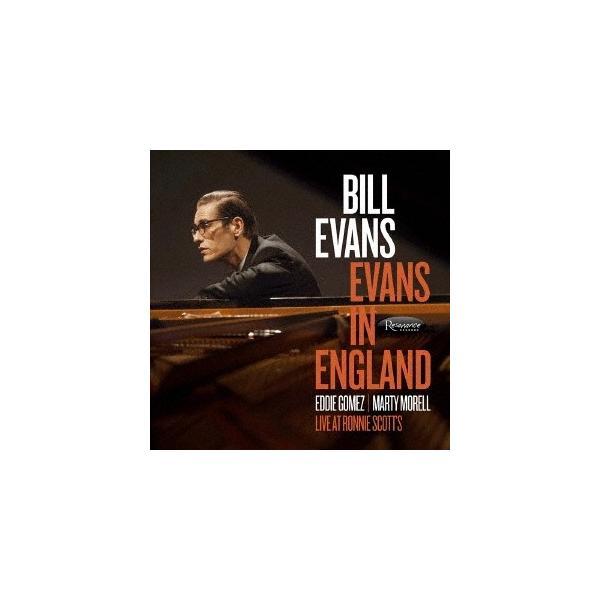 BillEvans(Piano)エヴァンス・イン・イングランドCD