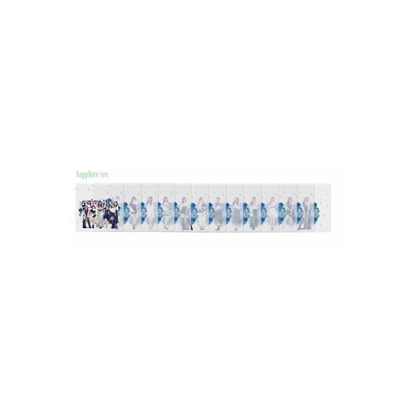 IZ*ONE HEART*IZ: 2nd Mini Album (Sapphire Ver ) CD /【Buyee