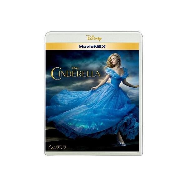 シンデレラ MovieNEX [Blu-ray Disc+DVD] Blu-ray Disc ※特典あり