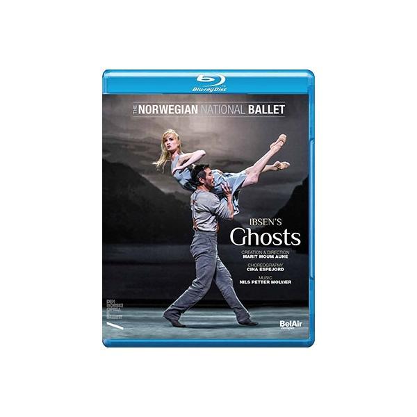 ノルウェー国立バレエ団 ノルウェー国立バレエ 《ゴースト》 Blu-ray Disc