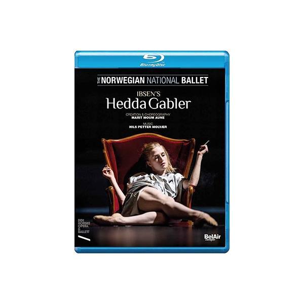 ノルウェー国立バレエ団 ノルウェー国立バレエ 《ヘッダ・ガーブレル》 Blu-ray Disc