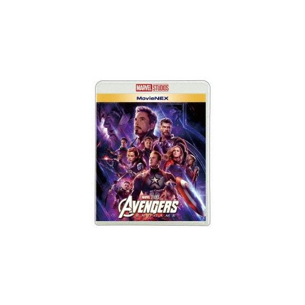 アベンジャーズ/エンドゲームMovieNEX[Blu-rayDisc+DVD]Blu-rayDisc※特典あり
