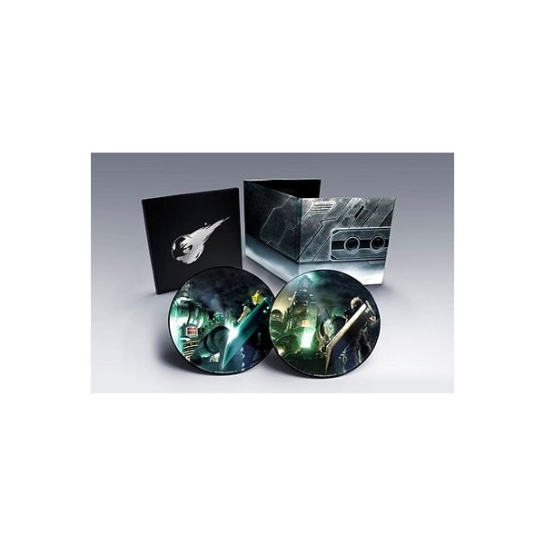 FINAL FANTASY VII REMAKE and FINAL FANTASY VII Vinyl<完全生産限定盤> LP