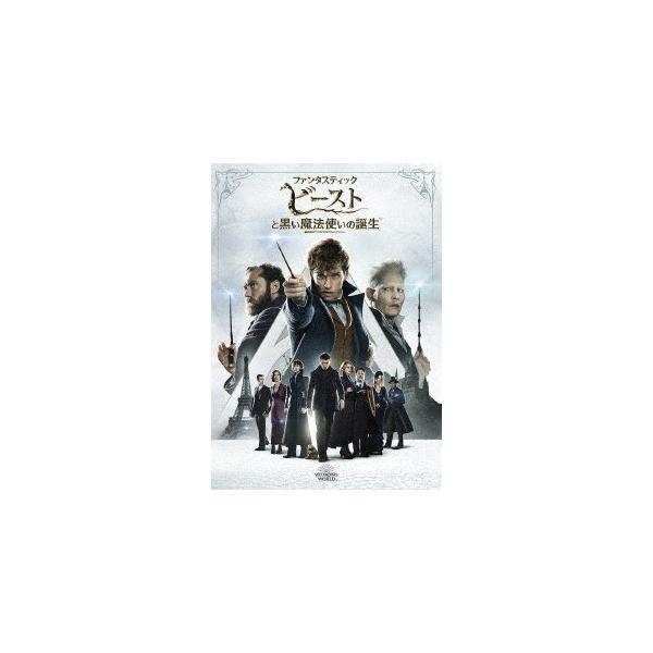 ファンタスティック・ビーストと黒い魔法使いの誕生 DVD