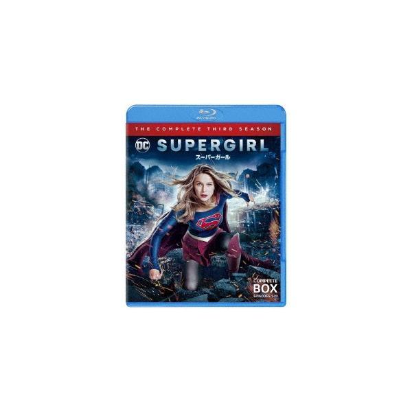 SUPERGIRL/スーパーガール<サード>コンプリート・セットBlu-rayDisc
