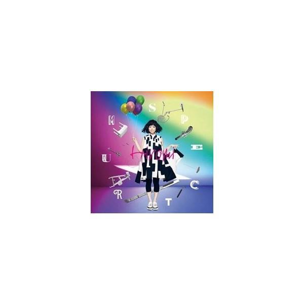 上原ひろみ Spectrum  CD