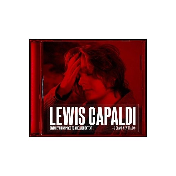 Lewis Capaldi Divinely Uninspired To A Hellish Extent (Extended Edition)<限定盤> CD