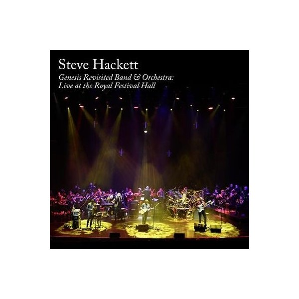 Steve Hackett Genesis Revisited Band & Orchestra Live At the Royal Festival Hall (Special Edition) [2CD+Blu-ra CD