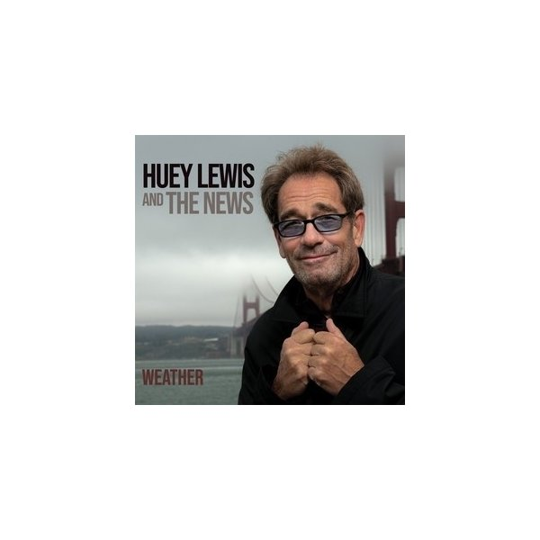 Huey Lewis & The News Weather LP