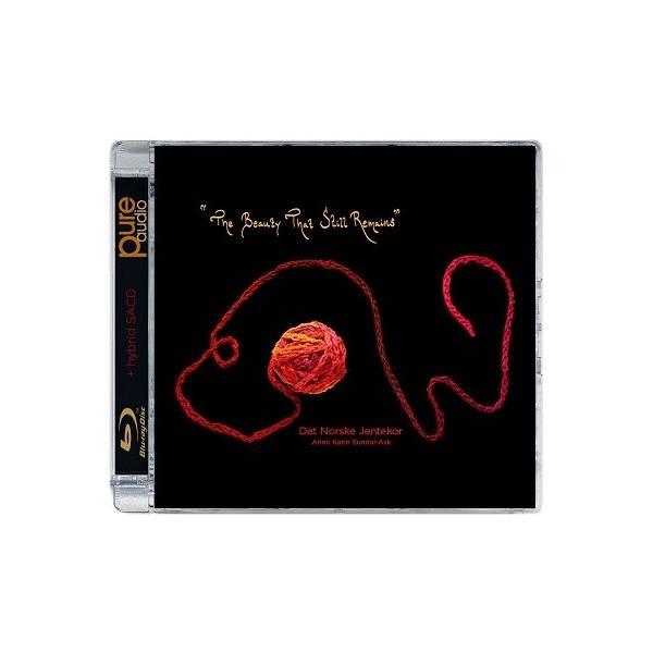 ノルウェー少女合唱団 マルクス・パウス: いまだ残る美しいもの [Blu-ray Audio+SACD Hybrid] Blu-ray Audio