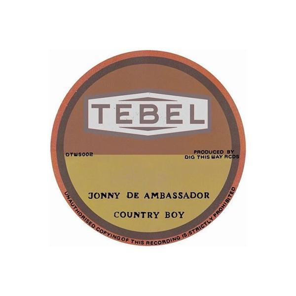 Jonny De Ambassador Country Boy<限定盤> 7inch Single