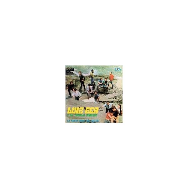 Luiz Eca Y La Familia Sagrada La Nueva Onda Del Brasil<限定盤> LP