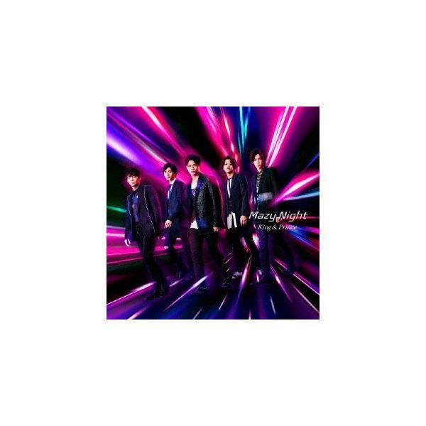 King & Prince Mazy Night [CD+DVD]<初回限定盤A> 12cmCD Single ※特典あり