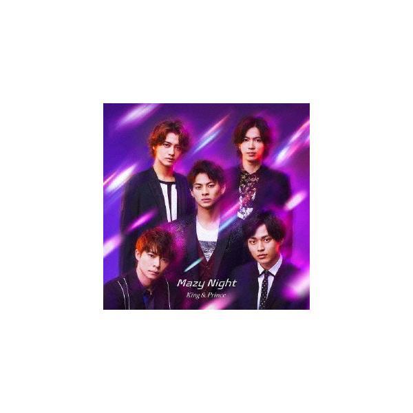 King & Prince Mazy Night<通常盤> 12cmCD Single ※特典あり