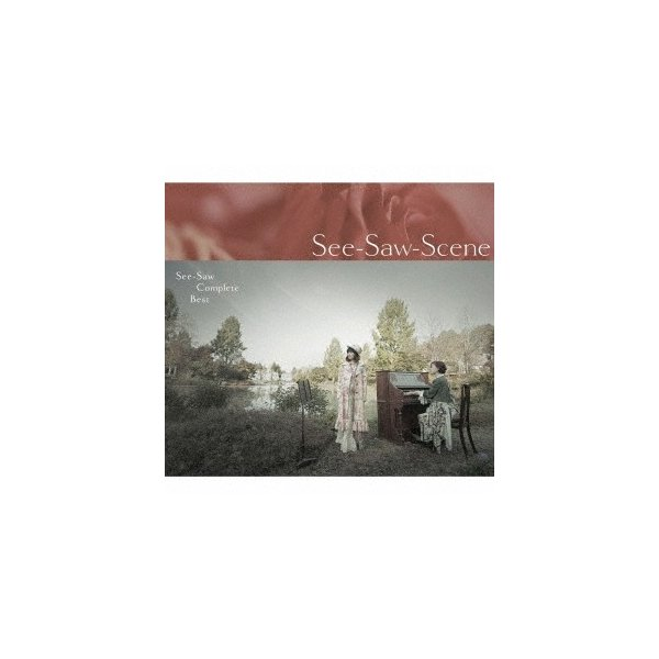 See-Saw See-Saw Complete BEST CD ※特典あり