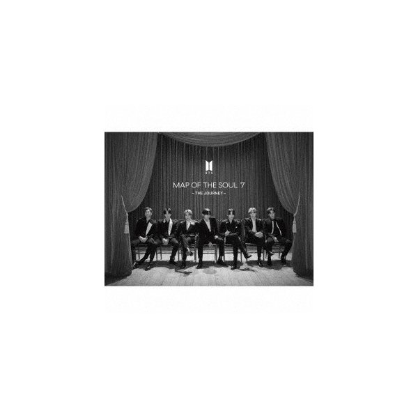 BTS MAP OF THE SOUL : 7 ~ THE JOURNEY ~ [CD+Blu-ray Disc]<初回限定盤A> CD