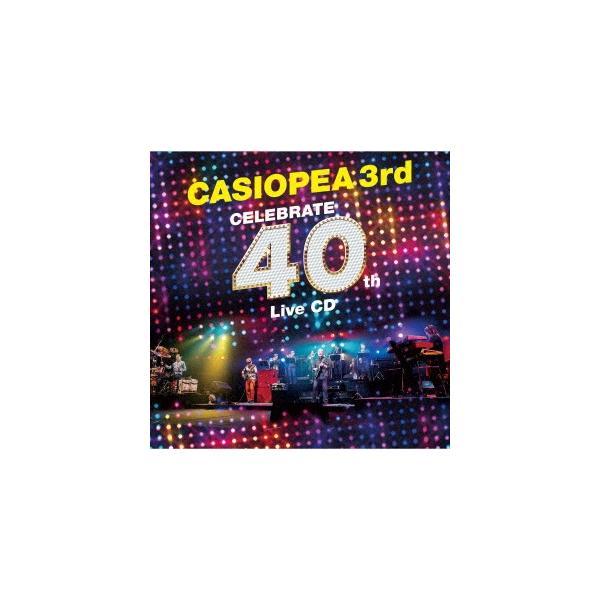 カシオペア CELEBRATE 40th Live CD Blu-spec CD2
