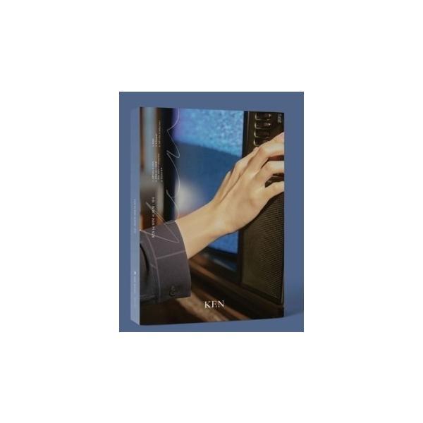 Ken (VIXX) Greeting: 1st Mini Album CD ※特典あり
