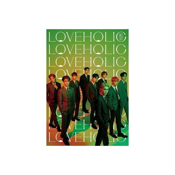 NCT 127 LOVEHOLIC [CD+Blu-ray Disc+ブックレット]<初回生産限定盤> CD