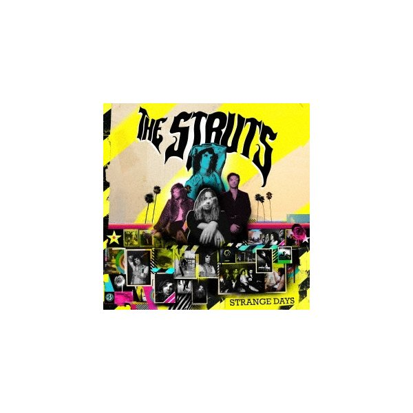 The Struts ストレンジ・デイズ CD
