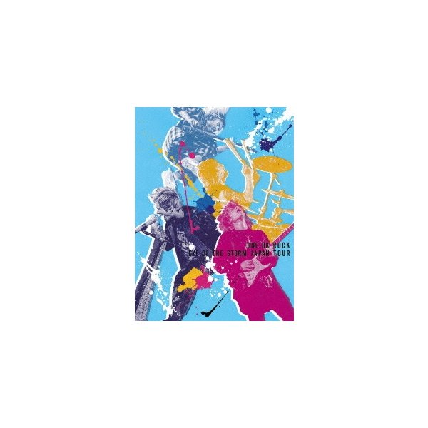 "ONE OK ROCK ONE OK ROCK """"EYE OF THE STORM"""" JAPAN TOUR [DVD+ブックレット] DVD"