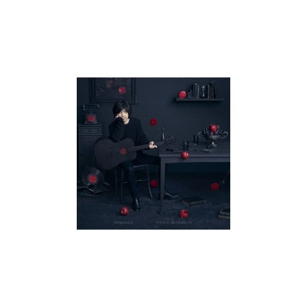宮本浩次 ROMANCE [2CD+ブックレット]<初回限定盤> CD