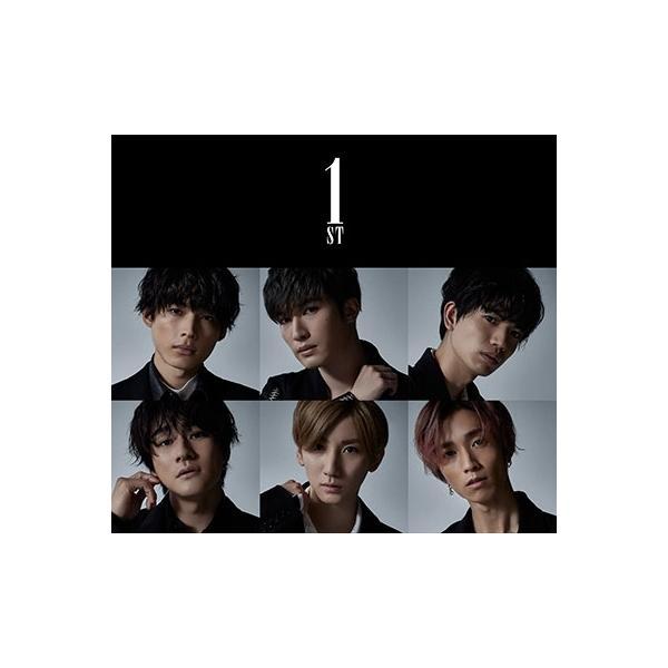 SixTONES 1ST [CD+DVD]<初回盤B: 音色盤> CDの画像