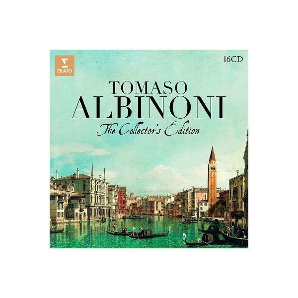 クラウディオ・シモーネ アルビノーニ: コレクターズ・エディション CD