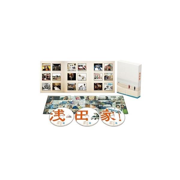 浅田家! 豪華版 [Blu-ray Disc+2DVD] Blu-ray Disc