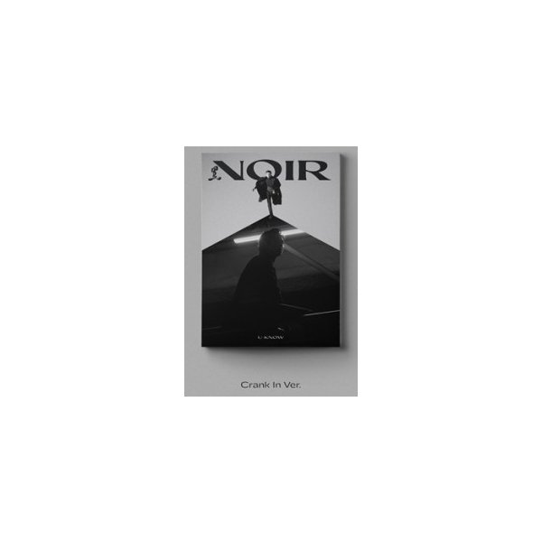 Yunho (東方神起) Noir: 2nd Mini Album (Crank In Ver.) CD