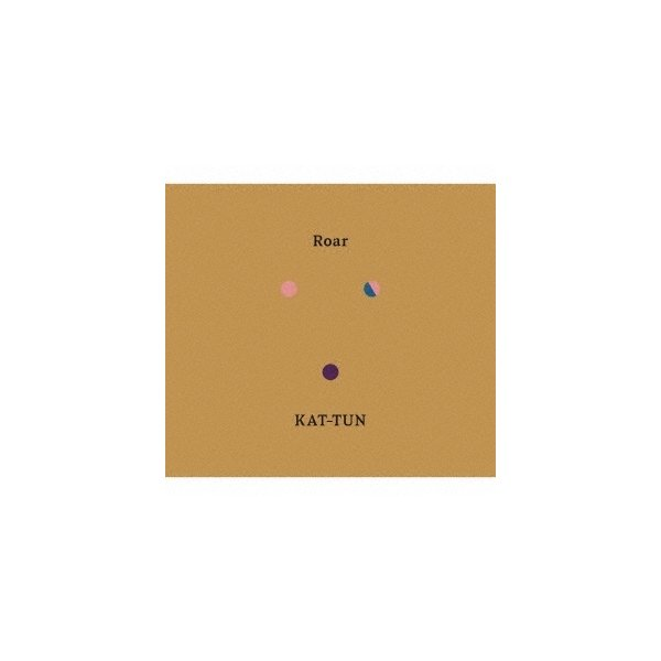 KAT-TUN Roar [CD+DVD+歌詞フォト・ブックレット]<初回限定盤DVD> 12cmCD Single
