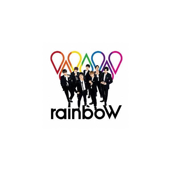 ジャニーズWEST rainboW [CD+DVD+ブックレット]<初回盤A> CD