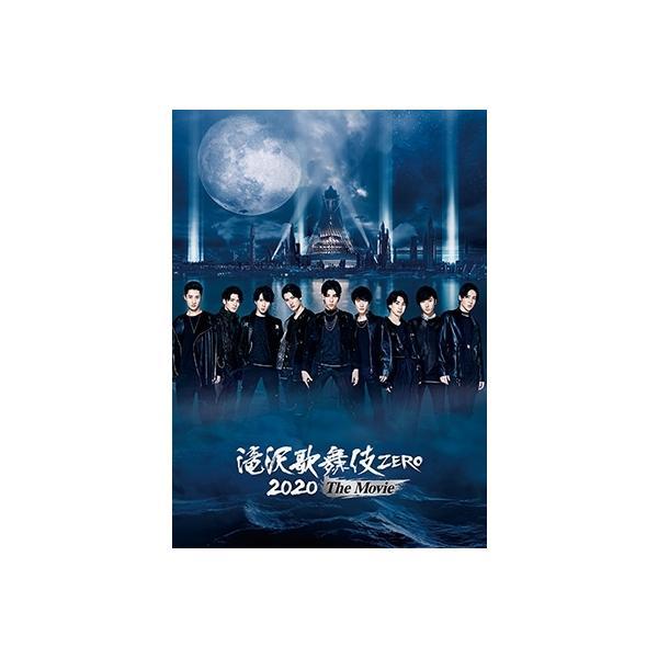 Snow Man 滝沢歌舞伎 ZERO 2020 The Movie<通常盤/初回限定スリーブ仕様> DVD ※特典あり