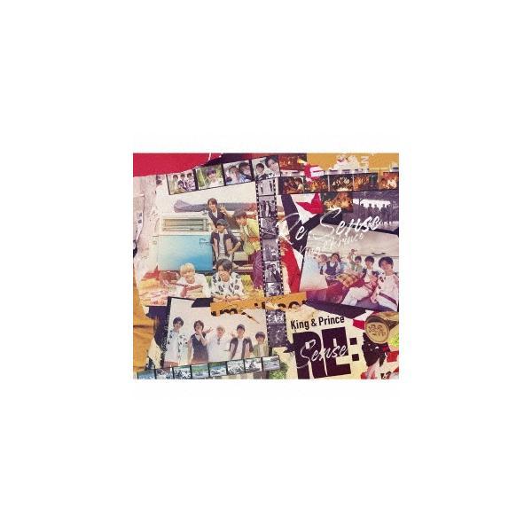 |King & Prince Re:Sense [CD+DVD+フォトブックレット]<初回限…