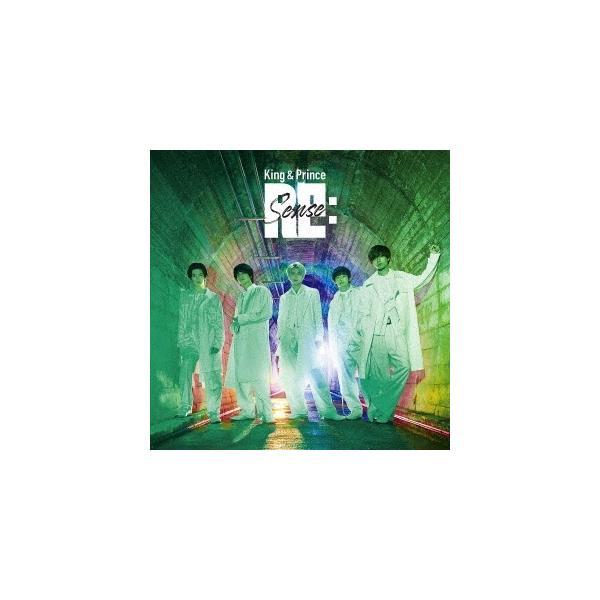 |King & Prince Re:Sense<通常盤 初回プレス> CD ※特典あり