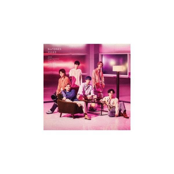 |SixTONES マスカラ<通常盤/初回限定スリーブケース仕様> 12cmCD Single ※特…