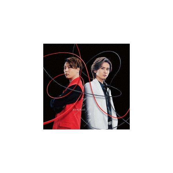 |KinKi Kids アン/ペア [CD+Blu-ray Disc]<初回盤A> 12cmCD S…