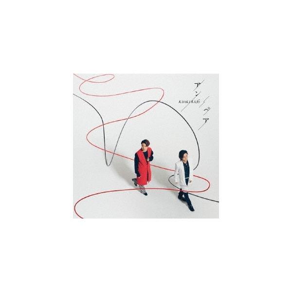 |KinKi Kids アン/ペア [CD+DVD]<初回盤B> 12cmCD Single ※特典…