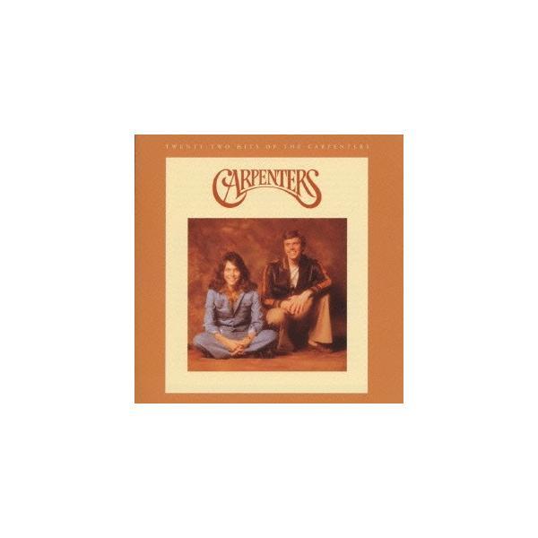 Carpenters青春の輝き〜ベスト・オブ・カーペンターズ〜CD