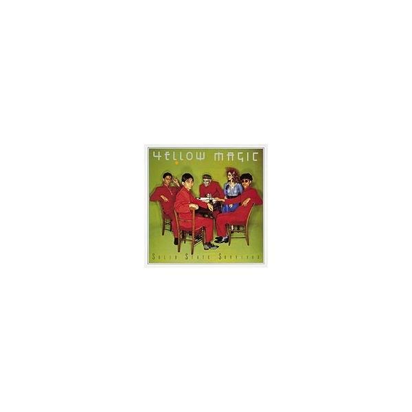 YMO ソリッド・ステイト・サヴァイヴァー CD