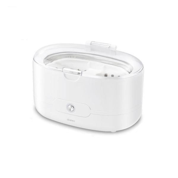 超音波洗浄器 ソニクリア 洗浄カゴ付属 超音波洗浄機 腕時計 メガネ 入れ歯 洗浄に ドリテック UC-500WT