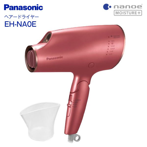 EH-NA0E(P)ドライヤーパナソニックナノケアPanasonicナノイーヘアードライヤーコーラルピンクEH-NA0E-P