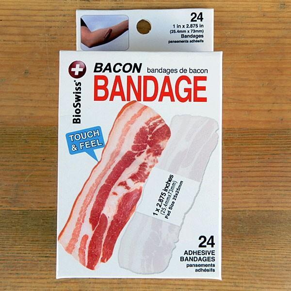 BACON BANDAGE★ベーコン バンドエイド|toy-burger