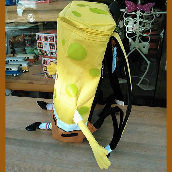 Sponge Bob★スポンジ・ボブ ボックス バックパック|toy-burger|02