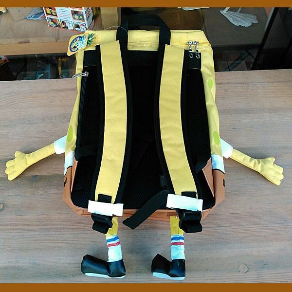 Sponge Bob★スポンジ・ボブ ボックス バックパック|toy-burger|03