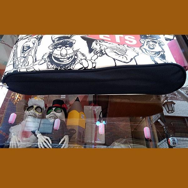 カーミット★ファスナー付き ビッグ トートバッグ|toy-burger|04