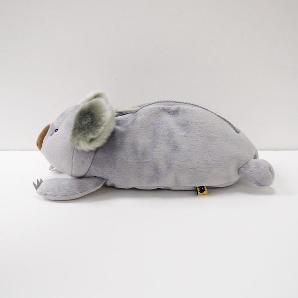 寝そべり型BIGペンケース『コアラさん』 /【定形外郵便可】|toy-piece|03